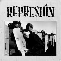 REPRESION s/t LP