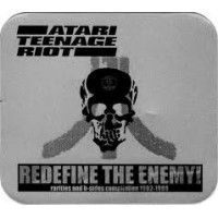 "ATARI TEENAGE RIOT ""Redefine The Enemy"" CD"