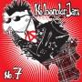 """v/a """"No Border Jam no.7"""" CD"""
