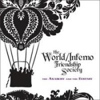 "WORLD INFERNO FRIENDSHIP SOCIETY ""The Anarchy and the Ecstasy"" CD"