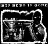 "His Hero Is Gone ""15 counts..."" (white print) T-shirt"