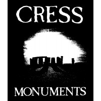 "CRESS ""Monuments"" damski T-shirt"