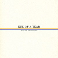 "END OF A YEAR ""You Are Beneath Me"" CD"