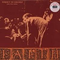 "FAITH ""Subject To Change"" CD"