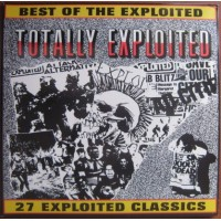 "EXPLOITED ""Totally Exploited"" (US press) 2xLP"