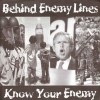 """BEHIND ENEMY LINES """"Know your enemy"""" LP"""