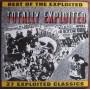 """EXPLOITED """"Totally Exploited"""" CD"""