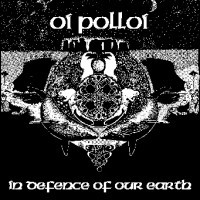 """OI POLLOI """"In defence of our earth"""" LP (white vinyl)"""