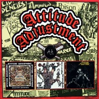 "ATTITUDE ADJUSTMENT ""The Collection"" CD"
