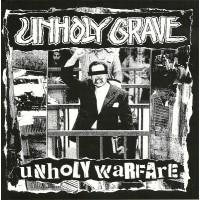 """UNHOLY GRAVE """"Unholy Warfare"""" 7""""EP"""
