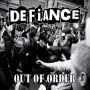 "DEFIANCE ""Out of Order"" LP"