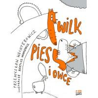 Wilk, pies i owce [Przemysław Wechterowicz / Bartosz Minkiewicz] - comic book