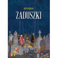 Zaduszki [Rutu Modan] - komiks