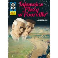 """Tajemnica """"Plaży w Pourville"""" - Kpt. Żbik [Władysław Krupka / Bogusław Polch] - komiks"""