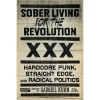 Sober Living for the Revolution: Hardcore Punk, Straight Edge And Radical Politics [Gabriel Kuhn] - książka