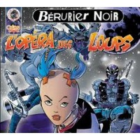 "BERURIER NOIR ""L'opera des loups"" CD+DVD"