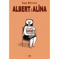 Albert i Alina [Guy Delisle] – komiks