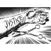 Justice – zeszyt drugi [Michał Arkusiński] / Initiation [Marcin Pryt] - komiks