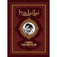 Habibi [Craig Thompson] – komiks
