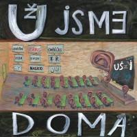 """UZ JSME DOMA """"Uszy - Uši - The Ears"""" LP"""