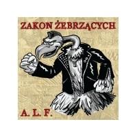 """ZAKON ŻEBRZĄCYCH """"A.L.F."""" CD"""